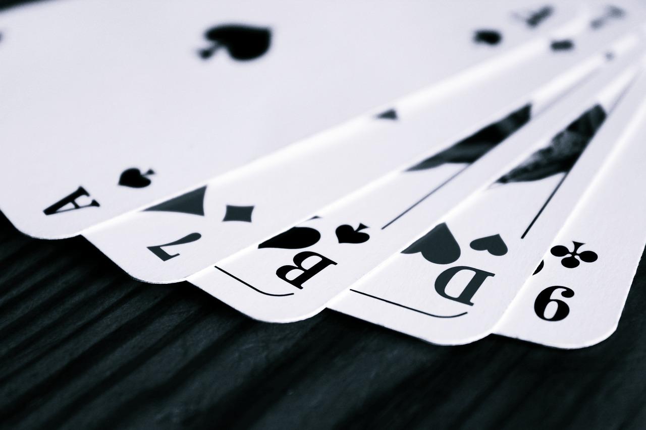 Korean Gambling Game